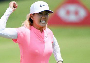 Hoa hậu làng golf Michelle Wie vô địch đầu tiên sau gần bốn năm