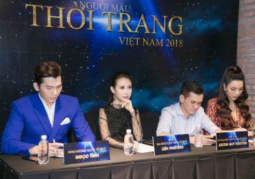 Á hậu Liên Phương làm giám khảo 'Người mẫu thời trang Việt Nam 2018'