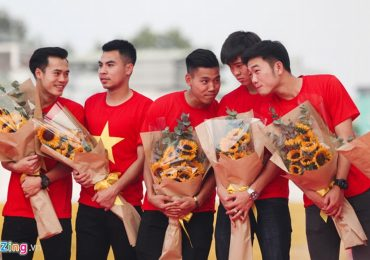 HLV Park Hang-seo gọi 14 cầu thủ U23 lên ĐT Việt Nam