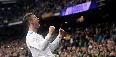 Ronaldo: Từ lời cá cược điên khùng đến phong độ hủy diệt