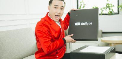 Huỳnh Lập nhận Nút bạc lần hai, tiết lộ bí mật về việc gắn bó với YouTube