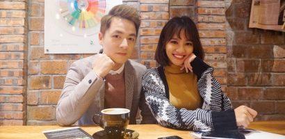 Đăng Khôi rủ 'Em gái mưa' Thanh Vy sang Hồng Kông quay MV mới