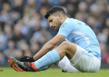 Man City nhận tin cực xấu từ 'sát thủ' Sergio Aguero