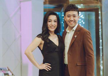 Đường Thu Hương, Trấn Thành, Đức Trí chia sẻ kinh nghiệm tình trường trên truyền hình