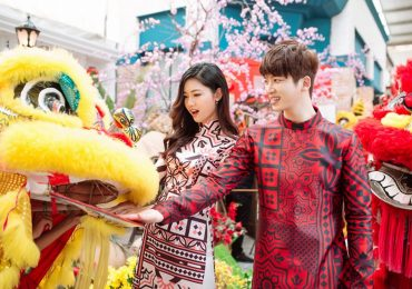 Á hậu Thanh Tú được giới truyền thông Hàn Quốc khen tặng