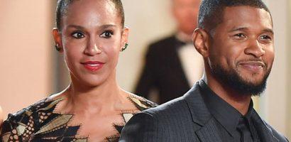 Usher chia tay vợ sau gần 10 năm gắn bó