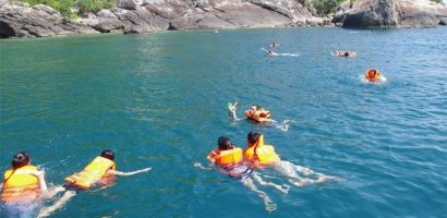 Tháng 4 – thời điểm lý tưởng để đi du lịch biển đảo