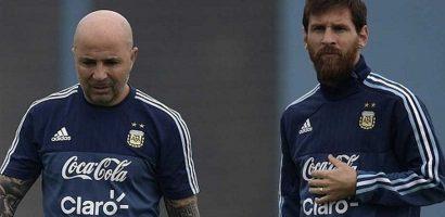 HLV tuyển Argentina: 'Messi có thể gánh cả đội ở World Cup'