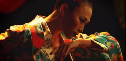 Ca sĩ Mỹ Tâm hóa geisha, táo bạo khoe lưng trần trong MV mới