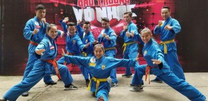 'Đấu trường võ nhạc': Chương trình giải trí kết hợp võ thuật và vũ đạo đầu tiên tại VN