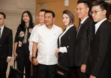 Lý Nhã Kỳ được tiếp đón long trọng tại phủ tổng thống Indonesia