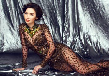 Á hậu Thanh Trang khoe sắc quyến rũ sau đăng quang