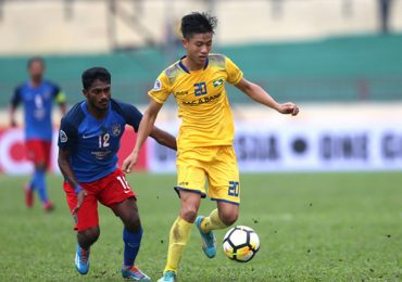 SLNA không sử dụng cầu thủ U23 Việt Nam ở AFC Cup