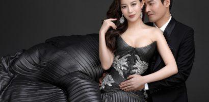 Hoa hậu Hải Dương khoe nhan sắc 'không tuổi' cạnh MC Phan Anh
