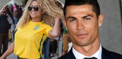 Người đẹp siêu vòng ba kiện C. Ronaldo vì bị lăng mạ sau khi chia tay