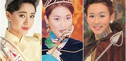 Những hoa hậu Hong Kong tiêu tan sự nghiệp vì cặp kè đại gia