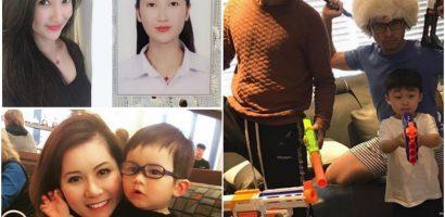 Quỳnh Lam khoe ảnh thẻ, cha con Huỳnh Đông trở thành siêu anh hùng