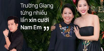 Mẹ Nam Em nói về những điều Trường Giang chia sẻ trước truyền thông: 'Anh ta không xứng mặt đàn ông'