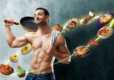 Thực phẩm bào mòn sức khỏe quý ông