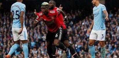 Pogba: 'Cứ đá như hiệp hai, Man Utd đủ sức vượt Man City'