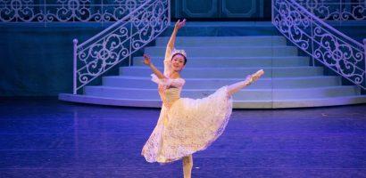 Tái diễn vở vũ kịch nổi tiếng 'Cô bé Lọ Lem'