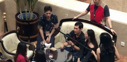 Khán giả trẻ 'phát cuồng' khi được trải nghiệm làm phim