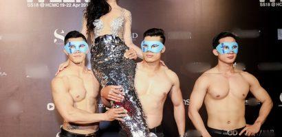 Tiêu Châu Như Quỳnh mặc thảm họa: Thời trang Việt đang quá lố?