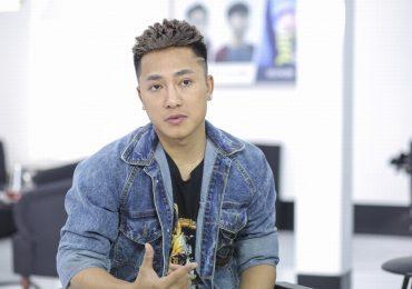 Châu Khải Phong làm phim ngắn 'Ngắm hoa lệ rơi'