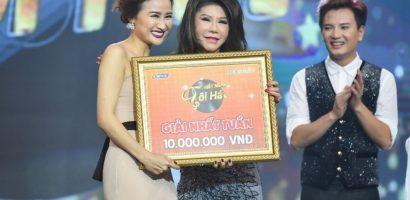 Hãy nghe tôi hát: Như Trang chiến thắng ngoạn mục trong đêm nhạc Sơn Tuyền