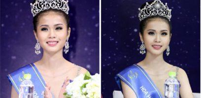 Tân Hoa hậu Biển: 'Tôi chưa nghĩ đến việc chỉnh sửa nhan sắc'