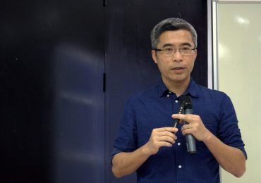 Tiến sĩ Đặng Hoàng Giang ra mắt sách sách 'Điểm đến của cuộc đời'