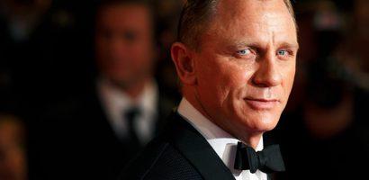 Daniel Craig tiếp tục đảm nhiệm vai điệp viên 007 James Bond