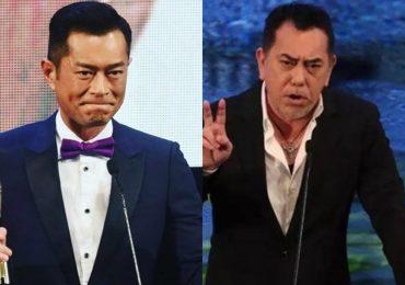 Cổ Thiên Lạc và Huỳnh Thu Sinh cùng lật mặt, Thành Long nói gì?