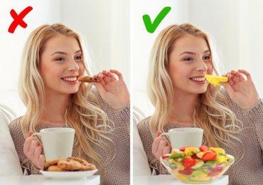 8 mẹo ăn vặt thông minh giúp bạn không lo tăng cân