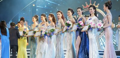 Mãn nhãn với đêm Bán kết cực hoành tráng của 'Hoa hậu Biển Việt Nam Toàn cầu 2018'