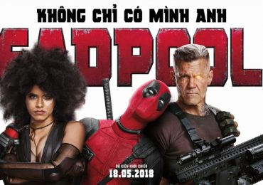 'Deadpool 2' tung trailer mới với nhiều cảnh hành động hoành tráng và hài hước