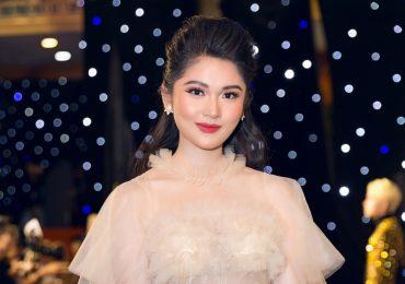 Á hậu Thùy Dung hoá công chúa, đeo trang sức kim cương hàng trăm triệu đồng