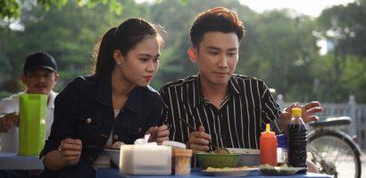 Chí Thiện 'hẹn hò' Hoa khôi Phương Thảo, cùng khám phá ẩm thực SG