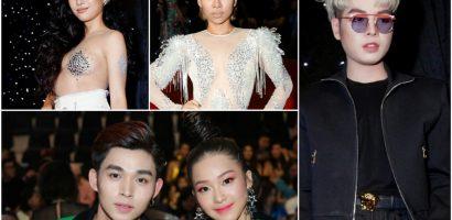 Những bộ cánh bị chê xấu trên thảm đỏ 'Tuần lễ Thời trang Quốc tế Việt Nam 2018'