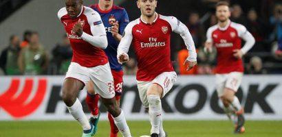 Arsenal lần đầu vào bán kết Europa League sau 18 năm