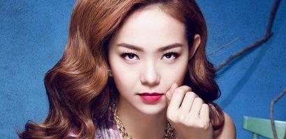 Ca sĩ – diễn viên Minh Hằng làm huấn luyện viên 'The Face 2018'