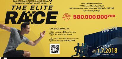 The Elite Race – 'Cuộc đua kỳ thú' phiên bản Fitness đầu tiên tại Hà Nội