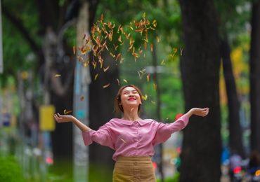 Sài Gòn mùa chò nâu ngập tràn phố phường