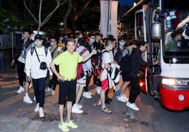 Đàm Vĩnh Hưng quy tụ gần 100 vũ công chuẩn bị cho MV mới