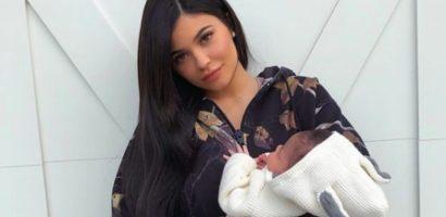 Kylie Jenner lần đầu trải lòng về việc làm mẹ ở tuổi 21