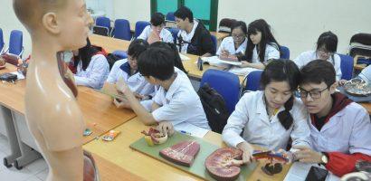 Cận cảnh phòng xác của Đại học Y Hà Nội