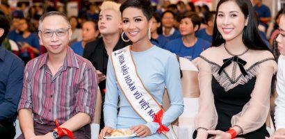 Hoa hậu H'Hen Niê chung tay giúp người nhiễm HIV/AIDS