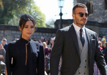 Khoảnh khắc thời trang đẹp đôi của vợ chồng quyền lực Vic – Beck