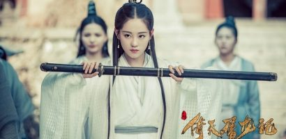 Trương Vô Kỵ, Triệu Mẫn của 'Ỷ Thiên Đồ Long Ký' 2018