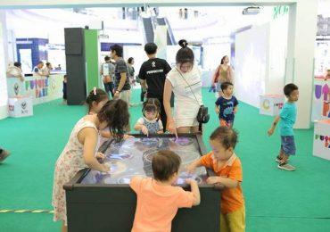 Crescent Mall 'mở cửa' sân chơi kỹ thuật số kỷ nguyên 4.0 Future Park